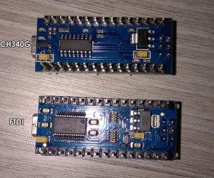 Arduino-Nano-FTDI-CH340G